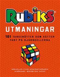 Rubiks utmaningar : 101 tankenötter som sätter fart på hjärncellerna