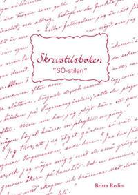 """Skrivstilsboken """"SÖ-stilen"""""""