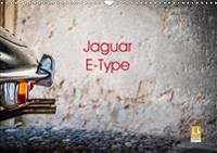 Jaguar E-Type 2019 (Wandkalender 2019 DIN A3 quer)