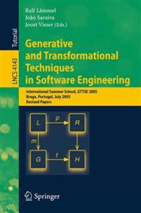 Generative and Transformational Techniques in Software Engineering
