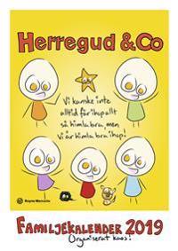 Herregud & Co Familjekalender 2019