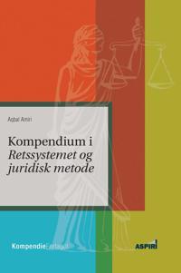 Kompendium i Retssystemet og juridisk metode