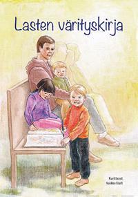 Lasten värityskirja