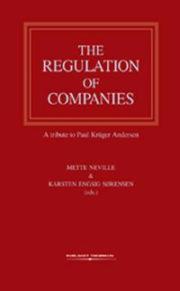 The Regulation of Companies