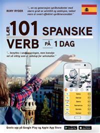 Lær 101 spanske verb på 1 dag - Rory Ryder pdf epub