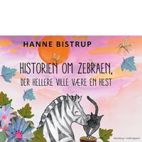 Historien om zebraen, der hellere ville være en hest