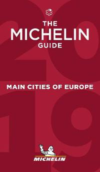 Michelin Guide Main Cities of Europe 2019: Restaurants