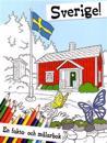 Sverige : En fakta- och målarbok