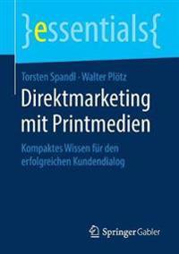 Direktmarketing Mit Printmedien