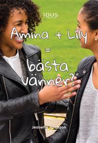 Amina + Lily = Bästa vänner?