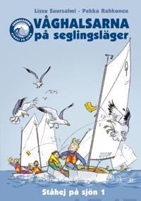 Våghalsarna på seglingsläger