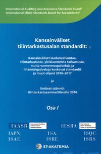 Kansainväliset tilintarkastusalan standardit 2016-2017
