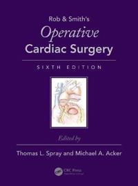Operative Cardiac Surgery, Sixth Edition