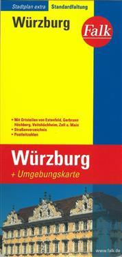 Würzburg, Falk Extra