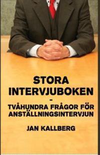 Stora Intervjuboken
