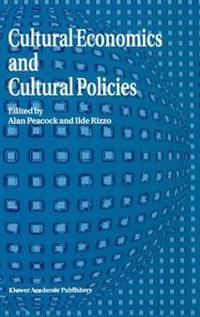 Cultural Economics and Cultural Policies