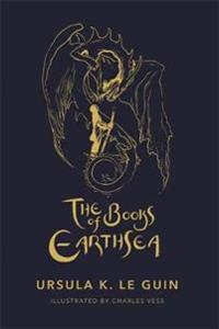 Books of earthsea: the complete illustrated edition