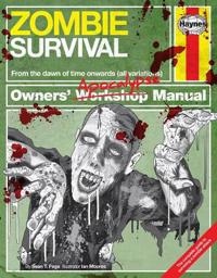 Zombie Survival Owners' Apocalypse Manual