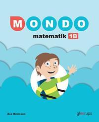 Mondo Matematik 1B grundbok, 2:a upplagan