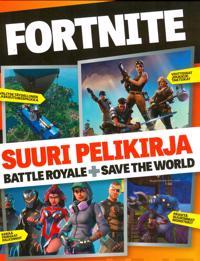 Fortnite - Suuri pelikirja
