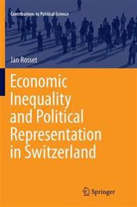 Economic Inequality and Political Representation in Switzerland