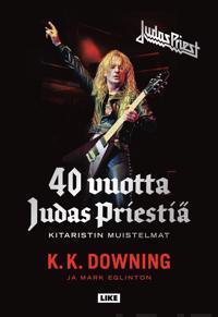 40 vuotta Judas Priestiä