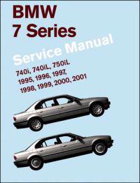 BMW 7 Series Service Manual 1995-2001 (E38)