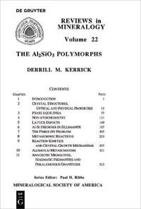 The Al2sio5 Polymorphs