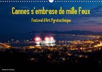 Cannes s'embrase de mille feux 2019