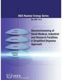Decommissioning of Small Medical, Industrial and Research Facilities