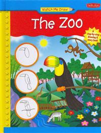 Watch Me Draw the Zoo