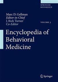 Encyclopedia of Behavioral Medicine