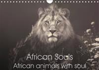African Souls African animals with soul 2019
