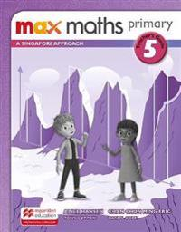 Max Maths Primary A Singapore Approach Grade 5 Teacher's Book