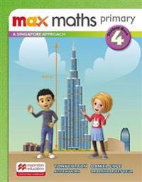Max Maths Primary A Singapore Approach Grade 4 Student Book