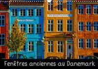 Fenetres anciennes au Danemark 2019