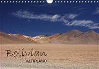 Bolivian Altiplano 2019