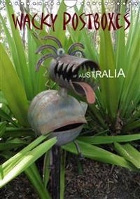 Wacky Postboxes of Australia 2019