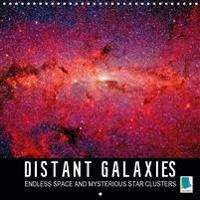 Distant galaxies - Endless space and mysterious star clusters 2019