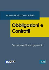 Obbligazioni E Contratti (Seconda Edizione)