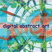 digital abstract art 2019