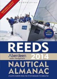 Reeds Aberdeen Asset Management Nautical Almanac 2014