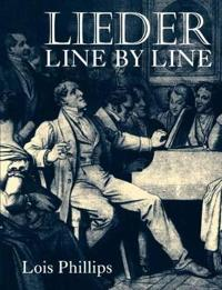 Lieder Line by Line: And Word for Word
