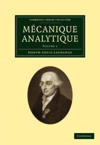 Mecanique Analytique 2 Volume Paperback Set Mecanique Analytique