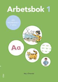 Läsinlärning i 7 steg Arbetsbok 1 - Maj J Örtendal pdf epub