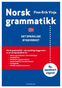 Norsk grammatikk - Finn-Erik Vinje pdf epub