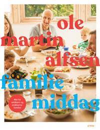 Familiemiddag; mat for småbarn og småbarnsfamilier