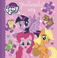 My little pony - puslespilsbog