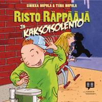 Risto Räppääjä ja kaksoisolento (cd)