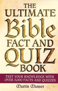 The Bible Fact and Quiz Book